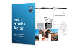 Future Scouting Toolkit—for speculating life-centred and values-driven futures