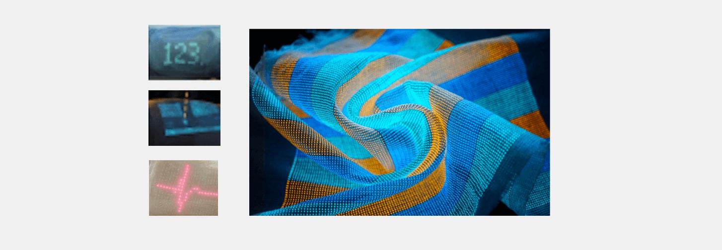 Wello Health Diversity Patch e-textile